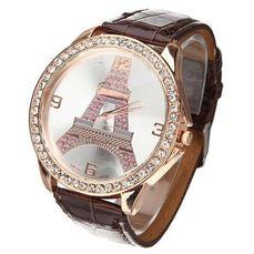 fashiolista.com Rel oacute gio com strass Eiffel Loja da Daay from loja dayanebiassio com FASHIOLISTA love your style - Have to Have