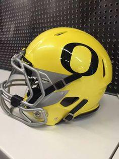 2015 Oregon helmet