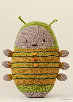 White Fern Illustrations & Designs: Meet Mr.Caterpillar