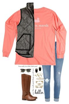 """""""•Do it with PASSION or not at all✨•"""" by mgpayne10 ❤ liked on Polyvore featuring River Island, Tory Burch, Kendra Scott, Hoorsenbuhs, Alex and Ani, Kate Spade, Bourbon and Boweties and J.Crew"""