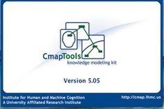 Cosas de mapas conceptuales y CmapTools: Nueva versión de CmapTools: 5.05
