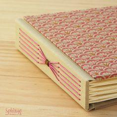Portfolio de cuadernos artesanales - Sphinge · Slow Bindery (Diy Cuadernos Manualidades)