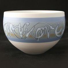 Les Blakebrough. Porcelain bowl