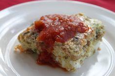 Egg Bake (Casserole)   The Unrefined Kitchen   Paleo & Primal Recipes