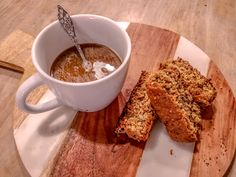 Home is where the rusks are 🍑 Healthy rusks to give you fiber and goodness fo. by peachy Nicola Rusk Recipe, Food L, Recipe Link, Just Peachy, Coconut Milk, Oatmeal, Cooking Recipes, Snacks, Healthy