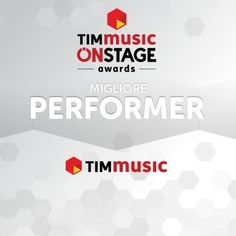 Ho appena votato MARCO MENGONI ai TIMmusic Onstage Awards