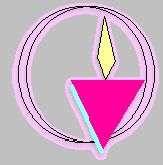 Pink Triangle Chalice
