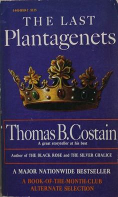 "The Last Plantagenets by Thomas B. Costain.  Excellent book.  The last section of the book is devoted to clearing the name of Richard III, the ""whipping boy of history""."