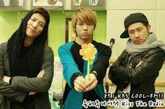 Woohyun & Sunggyu