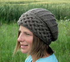 This is a KNITTING PATTERN for Song of Peace Hat!    Song of Peace Hat is a unique knit hat with a featured cabled brim.    This hat was