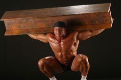 Worlds strongest man Mariusz Pudzianowski