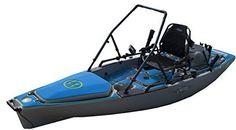 Hobie Pro Angler 14 Elite Series Kayak Pad Kit by MARINEMAT (Fits: Hobie Pro Angler Model Years 13-16)
