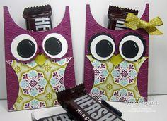 Inking Idaho: Owl Treat Holder