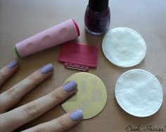 Tips, tricks and a How-to on nail stamping =) #nails