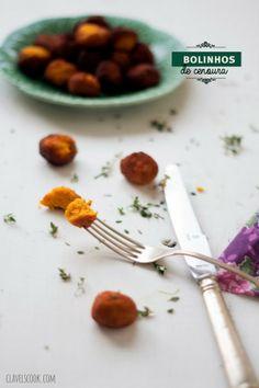Clavel's Cook: Bolinhos de cenoura