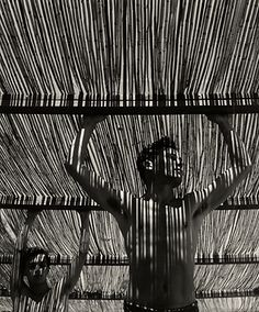 Herbert List. Amazing use of light in a black and white format.
