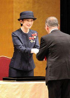 From 24th November to 25th November 2015, HIH Princess Kiko of Akishino visited…