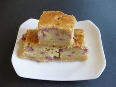 Strawberry Mochi Cake | Kirbie's Cravings | A San Diego food & travel blog
