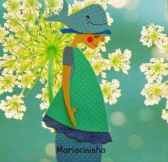CRUCITA GUTIÉRREZ SEGOVIA: MIS AMIGOS ILUSTRADORES - MARIA CININHA