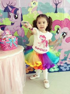 My little pony Birthday Party Ideas | Photo 4 of 27
