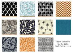 FABRIC SCHEME--Patio fabrics