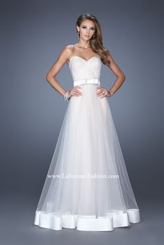 Newest style/colors for LaFemme Fashions See it at www.promgowns4less.com