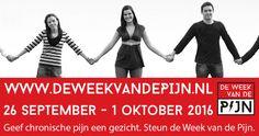 Week van de pijn 2016 - Nederland