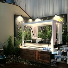 Stand DEDON  Salon de Arquitectura Interior 2012 Ccs - Venezuela