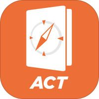 College Passport  - ACT Edition: college search, ACT Prep, application manager, and college connect by Edupath