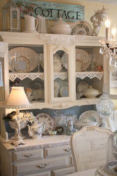 42 Awesome DIY Ideas How to Enter Shabby Chic Style in Your Home | Daily source for inspiration and fresh ideas on Architecture, Art and Design