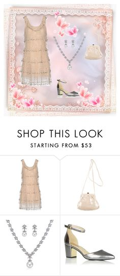 """Timeless classic"" by hennapaisley ❤ liked on Polyvore featuring SCEE, Bottega Veneta, Bling Jewelry and Oasis"