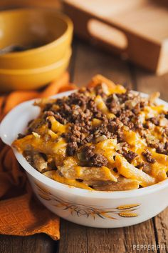 Taco Baked Pasta | 27 Easy Weeknight Dinners Your Kids Will Actually Like