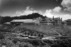 Title - Tanah Rata / Year - Unknown / Location - Cameron Highlands, Pahang / Description - British Malaya Hospital at Tanah Rata