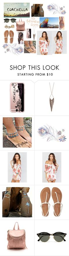 """2016"" by emylaluna ❤ liked on Polyvore featuring Casetify, Jules Smith, Dolce Vita, Flash Tattoos, Aéropostale and Ray-Ban"