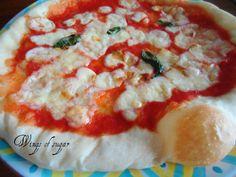 Pizza napoletana, ricetta