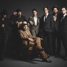 Old Crow Medicine Show - Danny Clinch