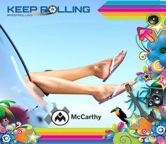 #KeepRolling www.keeprolling.com