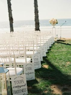 Oceanfront California Wedding at Scripps Seaside Forum from Carmen Santorelli Photography - wedding ceremony idea