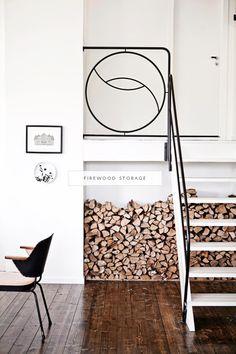 firewood storage und