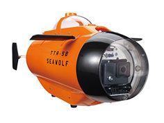 rogeriodemetrio.com: Thunder Tiger Seawolf Sport Submarine