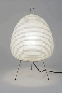 Table lamp model 1A by noguchi