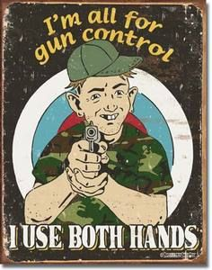 Outlawing guns is not the answer. We should always have the right to bear arms.