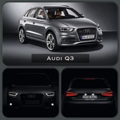 Audi Q3...this may be the one.  :)
