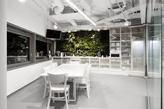 Inside Bausch & Lomb's Warsaw Offices