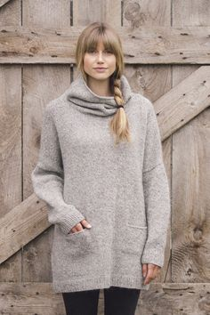 Plain & Simple: 11 Knits to Wear Every Day