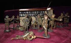 Konvolut Massefiguren Elastolin Lineol Ausländer Engländer Briten   eBay