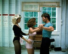 Dirty Dancing - Cynthis Rhodes, Jennifer Grey and Patrick Swayze Jennifer Grey, Dirty Dancing, Dancing Baby, New Movies, Good Movies, Dance Movies, Amazing Movies, Cult Movies, Iconic Movies