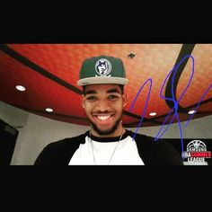 Karl-Anthony Towns @KarlTowns All Smiles  @NBASummerLeague