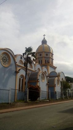 Iglesia de Lobatera edo. TACHIRA Venezuela