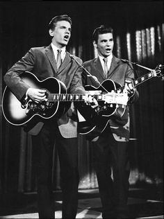 Everly Brothers - Bye Bye Love, Problems, Poor Jenny, All I Have To Do Is Dream